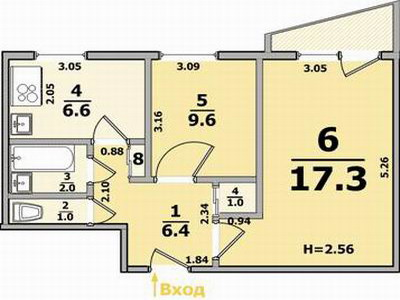 ЦС типовые серии домов - re-cnstru