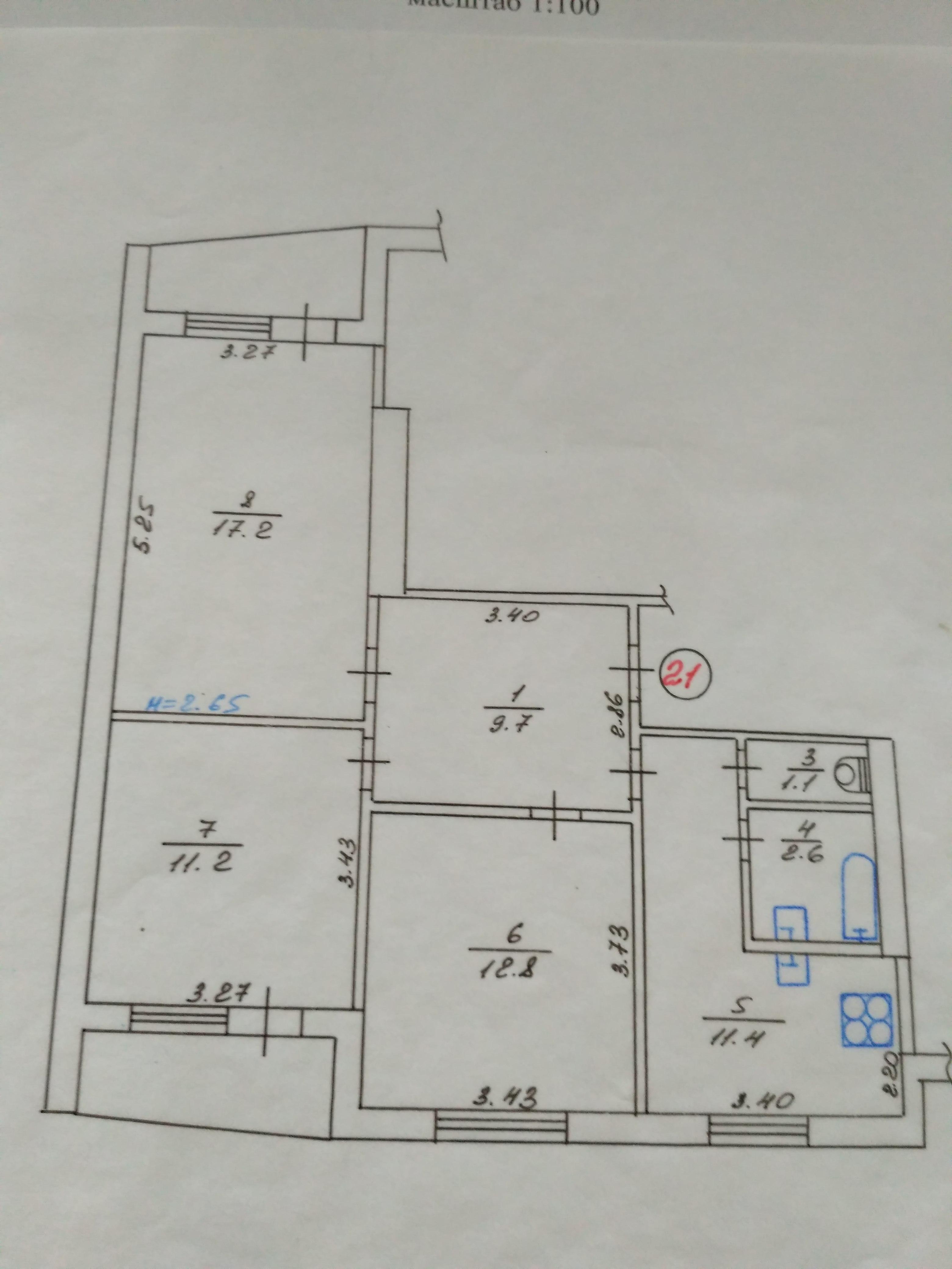 Продажа квартиры 2